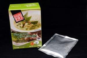 Costco 的綠咖哩調理包 KITCHEN88 超好吃!再告訴你更好吃的作法