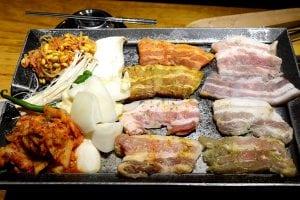 娘子韓食 八色烤肉真好吃 熱門店家應即早訂位 忠孝敦化美食推薦