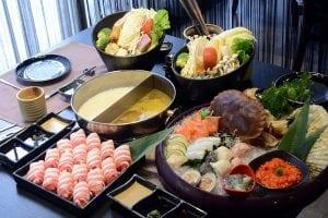 花園日本料理 麵包蟹火鍋超級澎湃蟹膏蟹黃無敵多 小南門站美食推薦