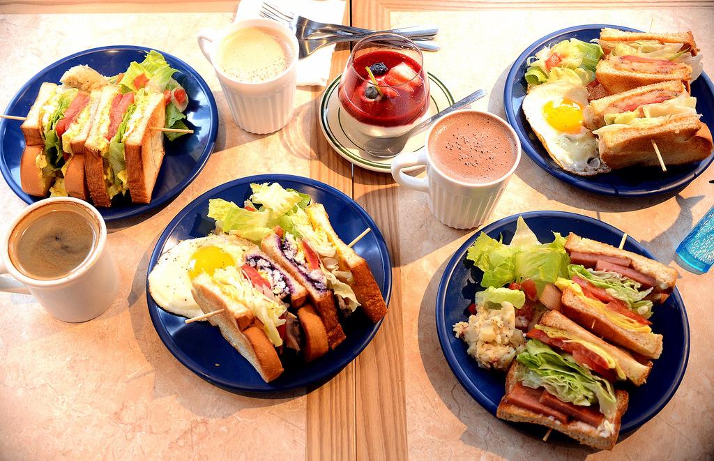 餵我早餐 大安熱門打卡夢幻早餐