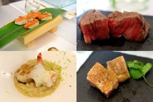 [邀約] 台中西屯區 Doux Innovation 度 私廚無菜單 分子料理