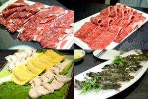 樂瀧瀧涮涮屋 Prime等級牛肉超大盤 胡椒湯火鍋 六張犁站美食