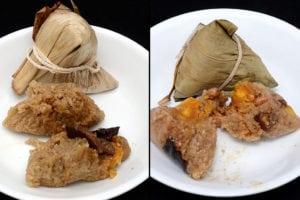 50年老店佳興粿行的北部粽與南部粽 要買趁早