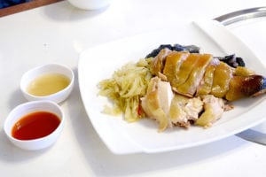 雞家莊 雞蛋布丁喧賓奪主的好吃 中山區台菜老店