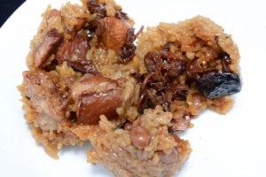 龐家肉粽 好吃的南部粽子就是這一家