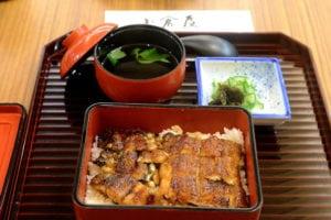 小倉屋鰻魚飯 國父紀念館站美食推薦 來自日本北九州百年排隊名店