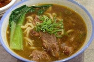 食徒牛肉麵 台北東區美味推薦