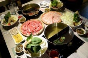 籐集Shabu Sabu涮涮鍋 牛豬超澎湃 蝦蟹超新鮮 1訪+2訪