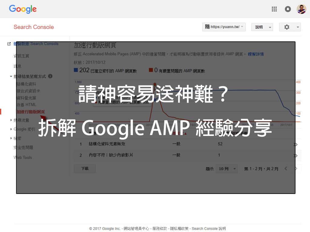 Google AMP 移除经验分享 是不是真的请神容易送神难?
