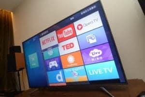 開箱 BenQ 55SW700 55吋 4K HDR 廣色域電視心得,推薦!