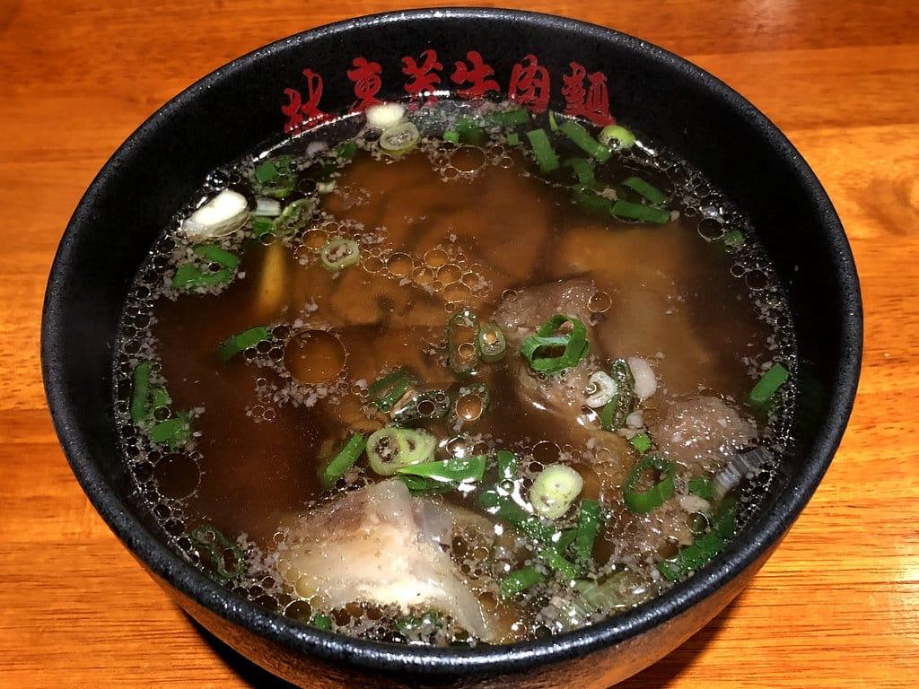林東芳牛肉麵 2018 全新店面開幕煥然一新 還是一樣好吃