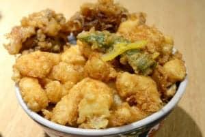 金子半之助推出專為女性量身訂做的「錦天丼」新光三越A8獨賣 市政府站美食