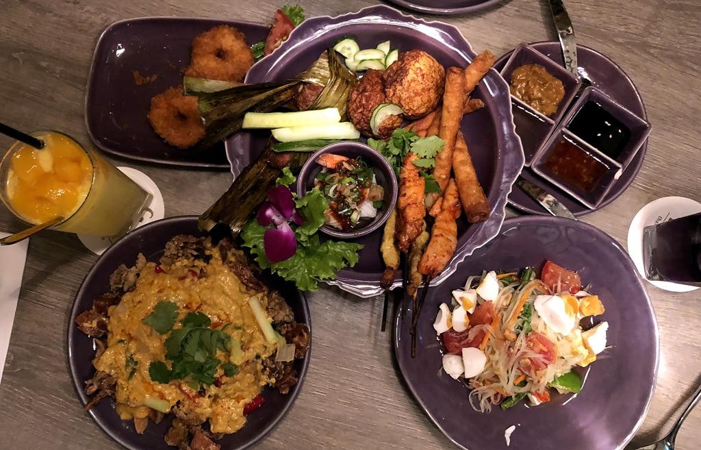 NARA Thai Cuisine 台北忠孝SOGO店 忠孝復興站美食推薦