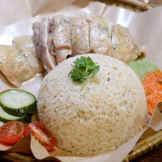 艾叻沙海南雞飯