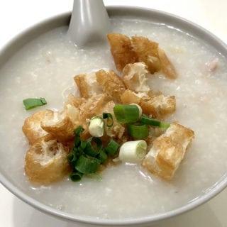 香港廣東粥