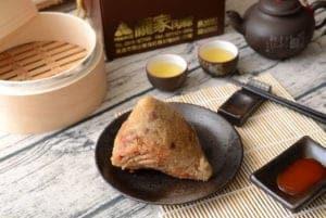 龐家肉粽 2018 去年大獲好評的南部粽今年有超大一顆的新口味