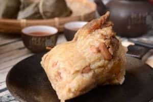 米狀元南部粽子 東湖五分街市場傳統好口味