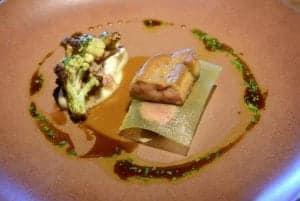 RAW 2018春季菜單 美味與奇怪交織的米其林一星餐廳