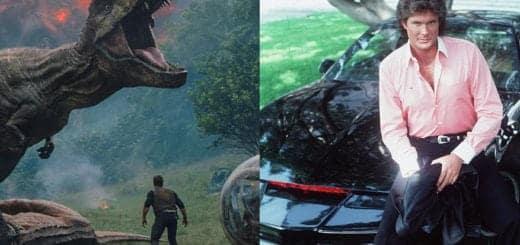 JurassicWorld-KnightRider