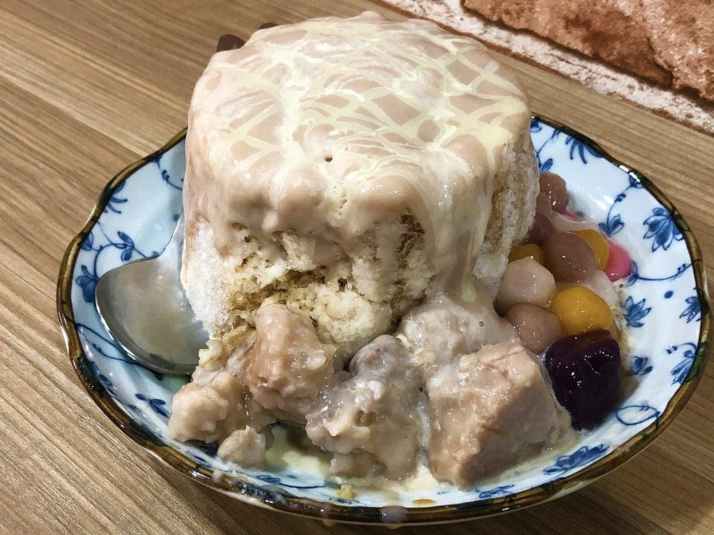 浮誇芋頭冰 冰雪糖冰舖 萬華龍山寺美食推薦