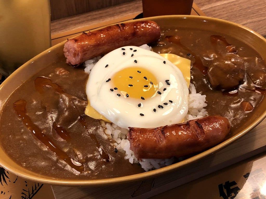 佐藤咖哩復興店 美味日式咖哩 外帶更划算 忠孝復興站美食推薦