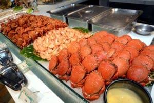 遠雄秀廚南洋節活動 各類海鮮吃到飽