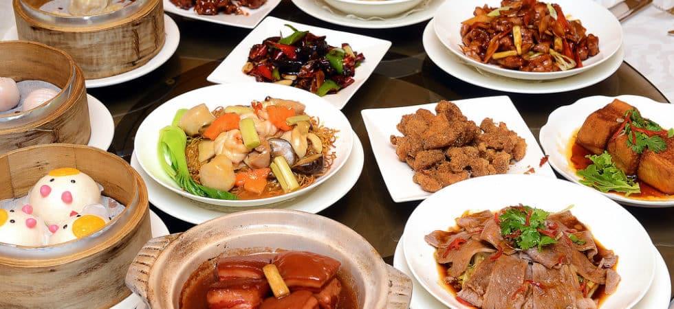西華飯店假日中式早午餐
