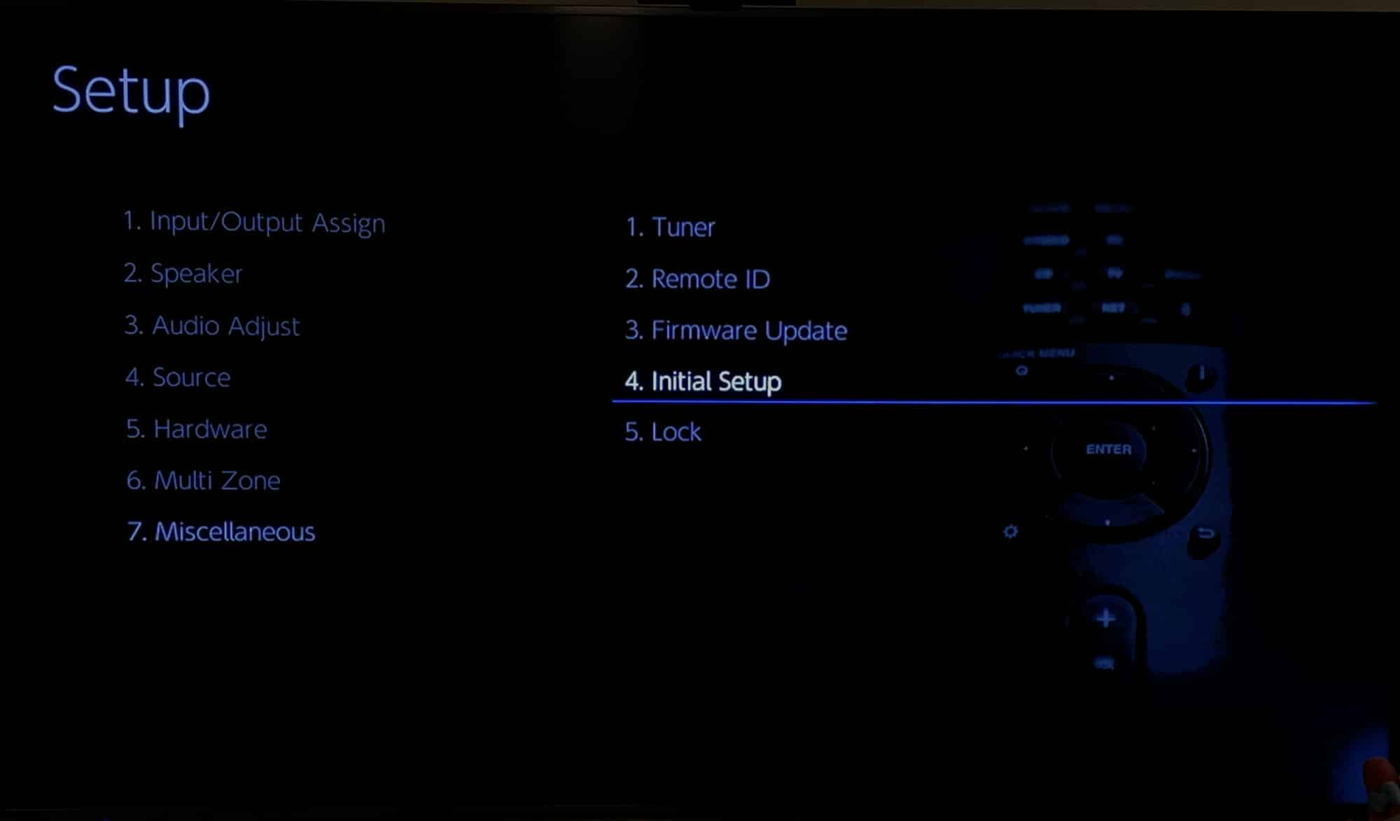 Onkyo TX-NR656 ARC not working