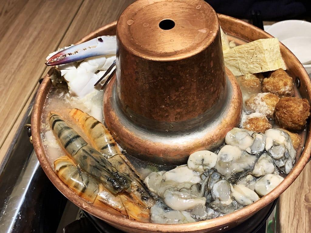 泰和樓 大安古亭美食 山東水餃酸菜白肉鍋 源自新店山東小館