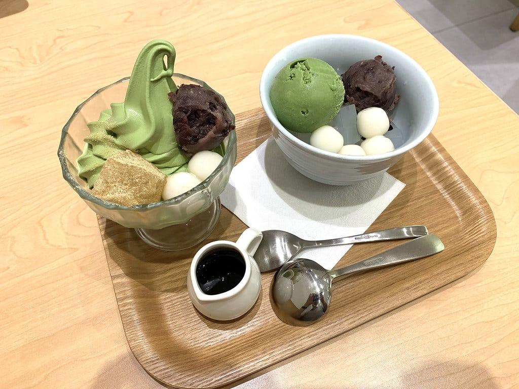 Nana's Green Tea 台灣與日本的抹茶拿鐵完全一樣好喝
