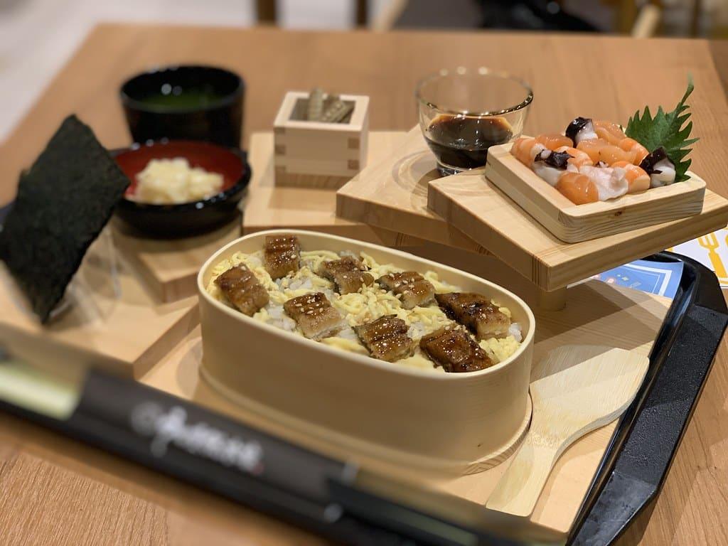 鰻重總本家 林口三井新開幕超人氣鰻魚飯