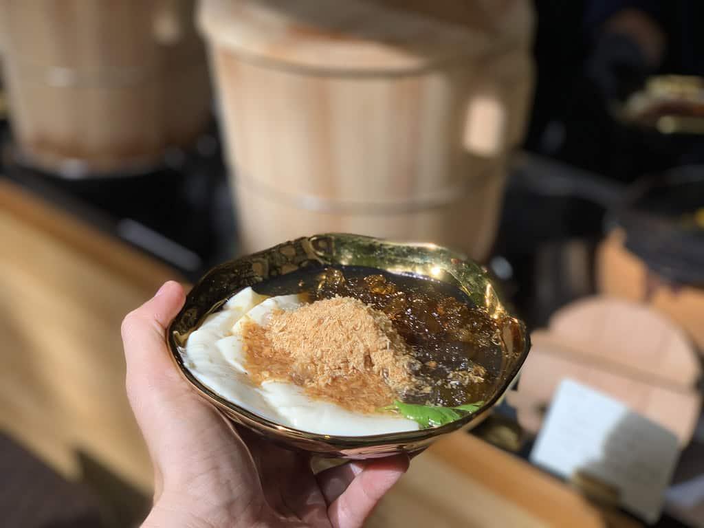 白水豆花永康街店 來自宜蘭的高人氣排隊名店