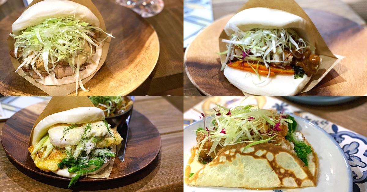 客坐 KEZUO 創意刈包 不只是好看更是美味 東門永康美食推薦