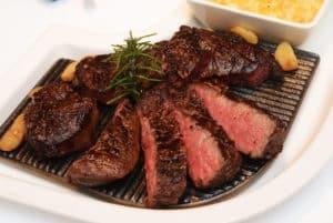 歐華酒店牛排2020新菜色 台北最強的極黑神戶肋眼牛排