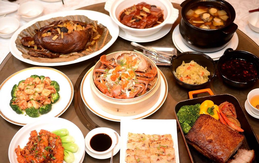 台北西華飯店2020外帶年菜推薦