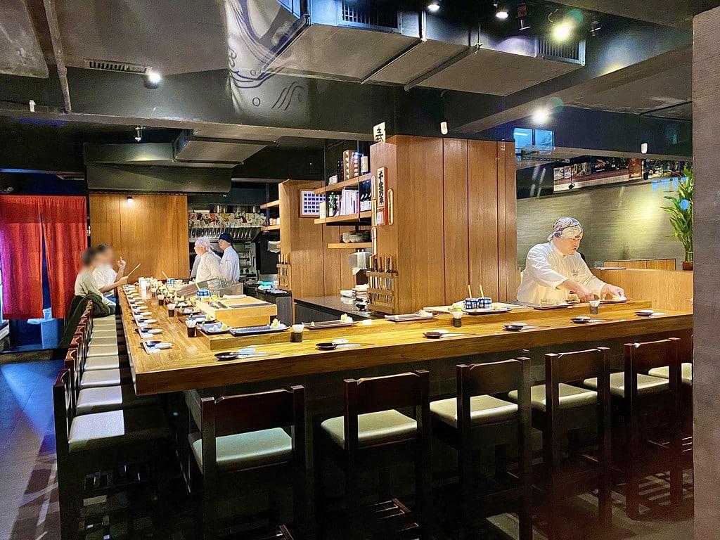游壽司 米其林餐盤 2020 金華店 晚間無菜單料理