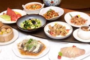 西華飯店2020母親節超值合菜外帶餐盒 還有素食便當