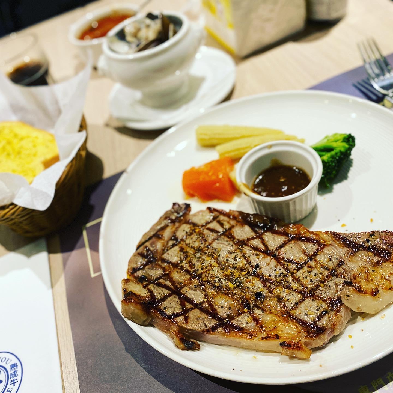 瀧厚炙燒熟成牛排台北大安店 自助湯品太有誠意的中價位牛排店