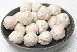 東門市場必買 古早味手工丸 芹菜荸薺香菇芋頭太強太狂