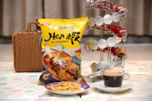 MAMAK檔 Hen蝦蝦條 馬來西亞椰奶咖哩風味 食記 心得 評價