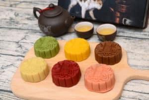 台北西華飯店 2021「匠心」中秋月餅禮盒 漂亮又好吃可惜竟然賣光了!